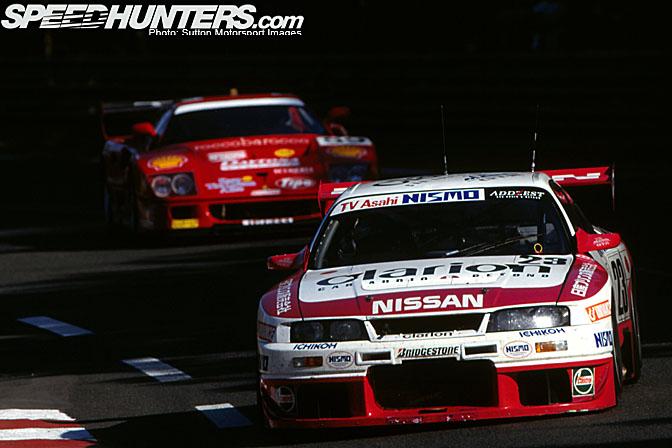 Retrospective>>nissan Skyline Gt-r At Le Mans Part2
