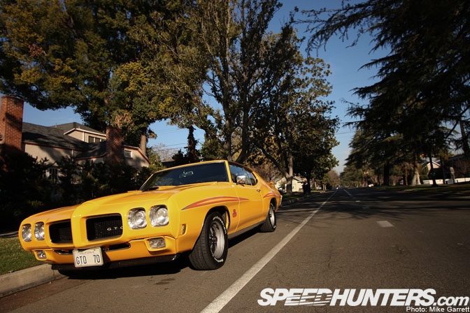 Car Life>>driving The '70 Gto