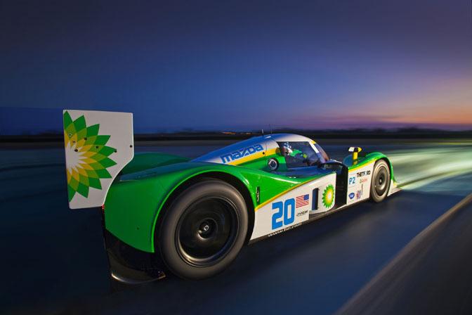 Retrospective>>dyson Racing – America's SportscarTeam