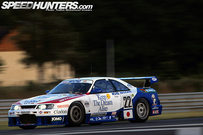 Retrospective Gt Gt Nissan Skyline Gt R At Le Mans Part 1