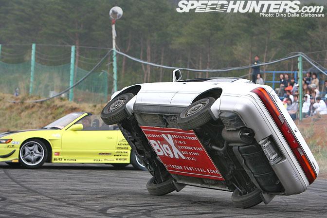 Retrospective The Big X Speedhunters