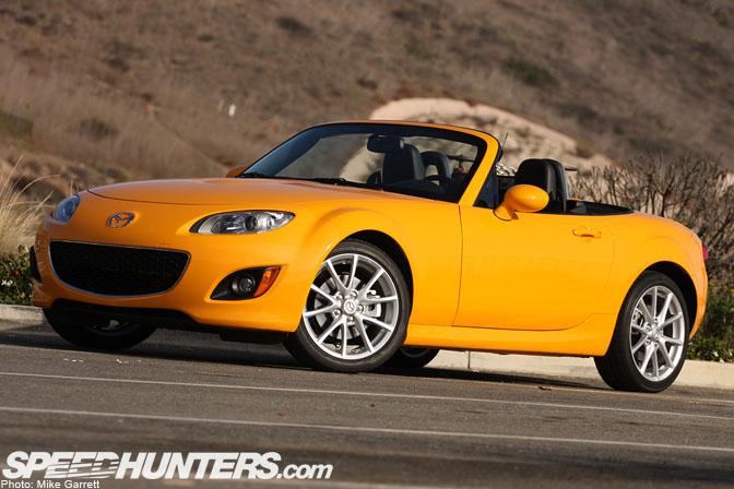 Driving Impressions>>the 2010 Mazda Mx-5 - Sdhunters