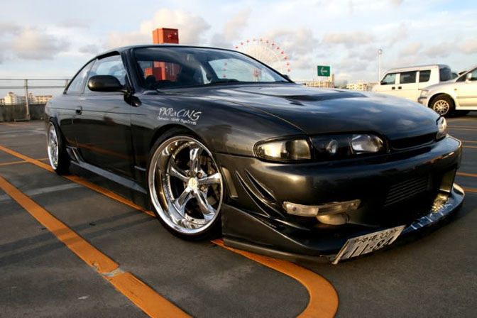 Reader's Rides>>your S14s: Part1
