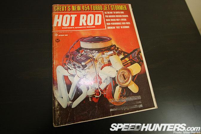 Magazines>>hot Rod, October1969