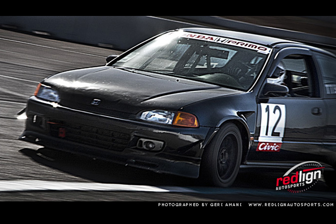 Car Feature>> Phil's Time Attack Civic Hatch