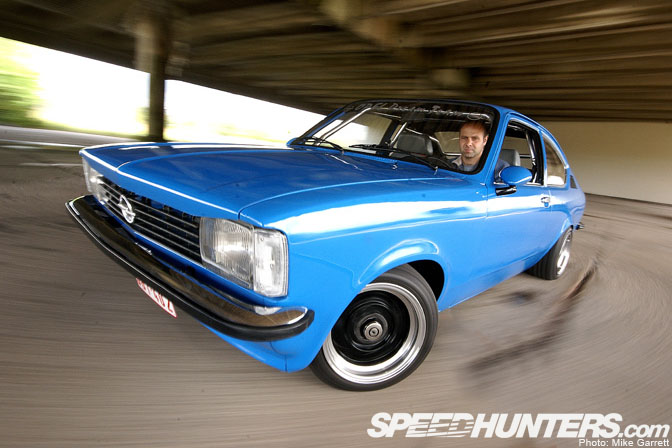 Car Feature>>'78 Opel Kadett Coupe