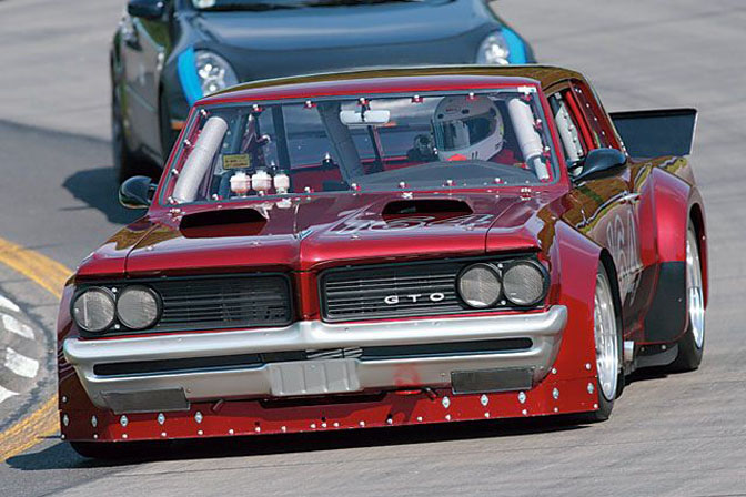 Car Spotlight>>the Road Racing Goat