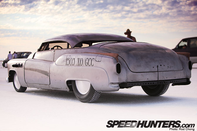 Car Spotlight>> The Speed Sled