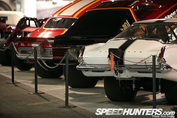 Museums>> The Nhra Museum Revisited