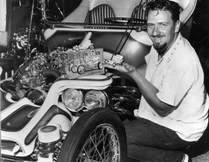 "Retrospective>>ed ""big Daddy"" Roth"