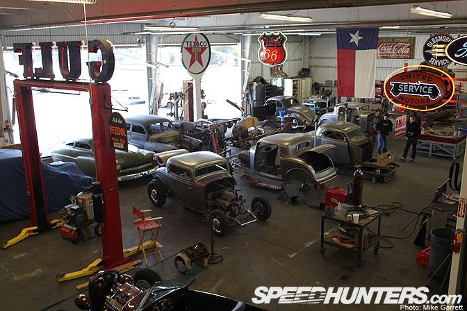 Builder>> Metal Masters: The Walden SpeedShop