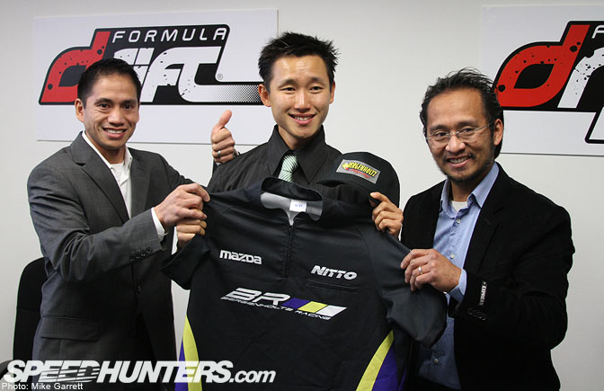 News>>joon Maeng Joins Bergenholtz Racing