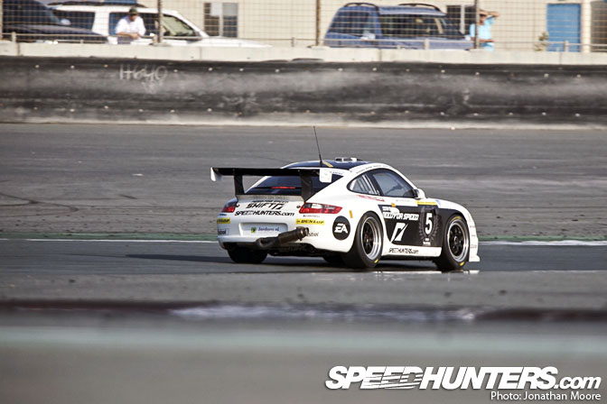 Driver Blog: Patrick Soderlund>> A Night Of Endurance