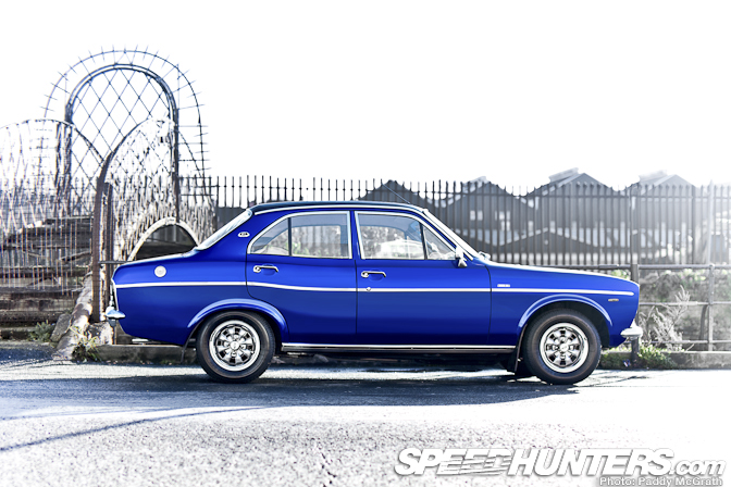 Car Feature>> Ford Escort 1300e