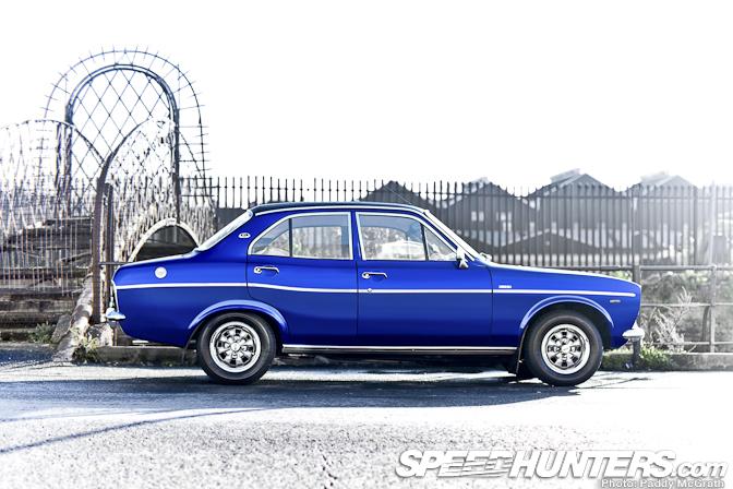 Car Feature>> Ford Escort1300e