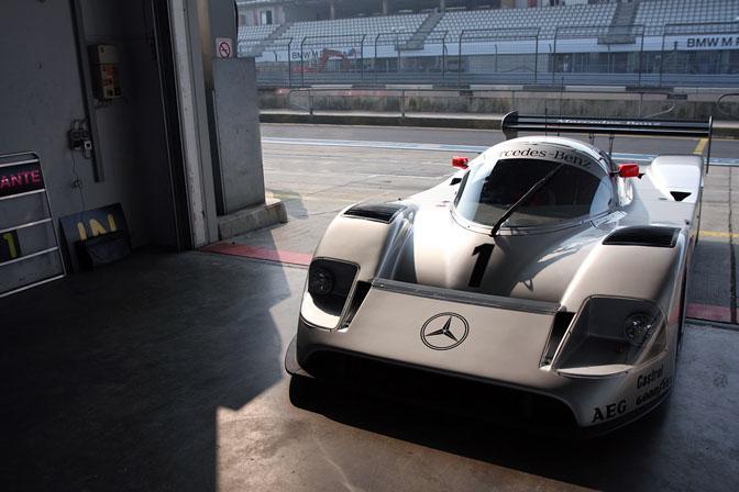 Random Snap>> MercedesC11