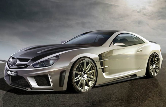 New Cars>>the Carlsson C25