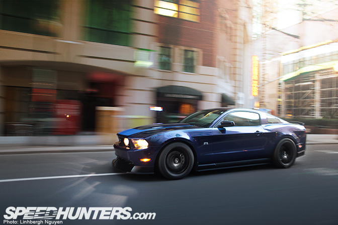 Car Feature>> Mustang Rtr