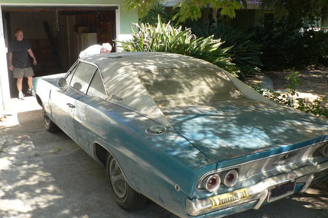 Guest Blog:kevin Cederwall>>'68 Dodge ChargerBuild