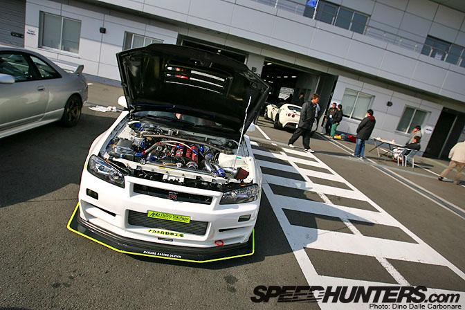 Car Spotlight>> Auto Gallery Yokohama R34Gt-r