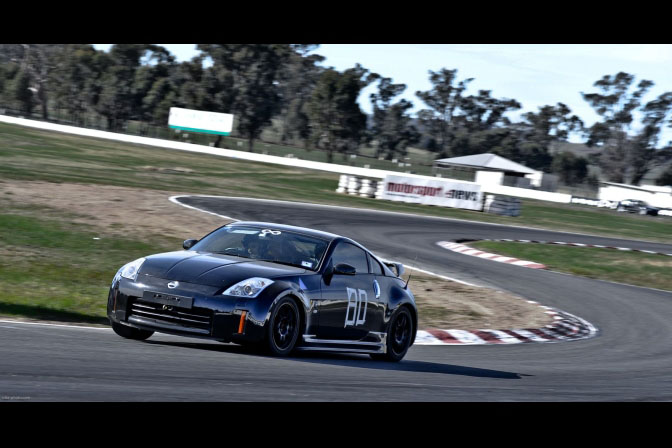 Guest Blog: Kenny Lam>>350z Track Toy Down Under