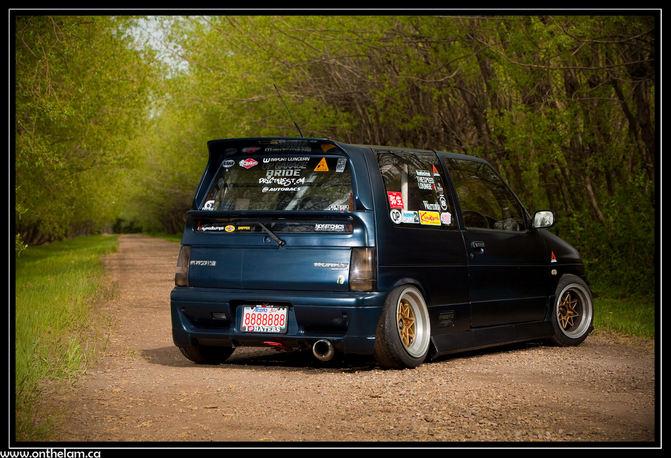 Suzuki Sport Coilovers