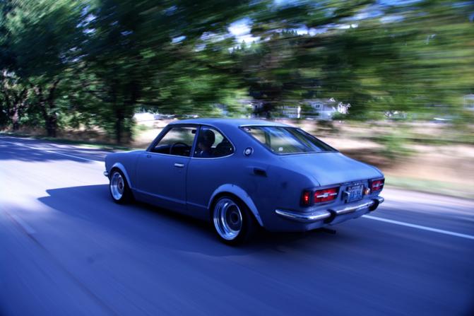 Readers Rides: Steven Yankeh>> My1972 CorollaTe27