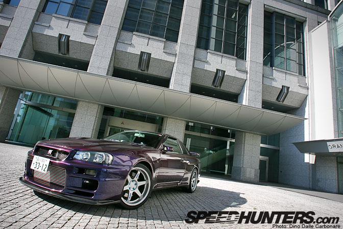 Car Feature>> Bnr34 Top Secret CompetizioneR
