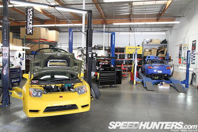 Car Builder>>a Visit To EvasiveMotorsports