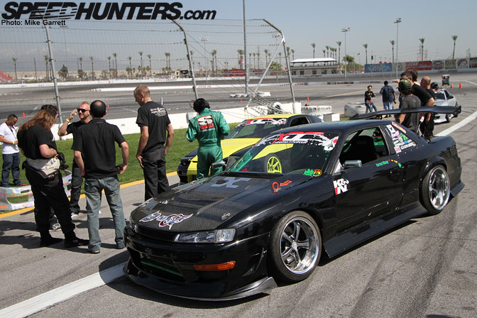 Event>>more Xdc Action From Irwindale