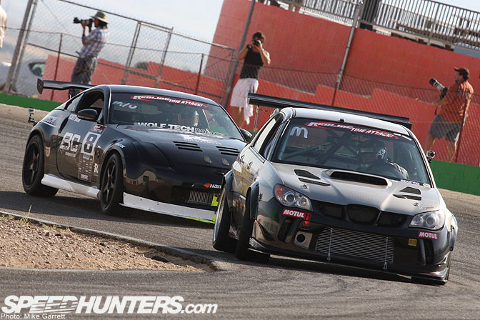 Preview>>time Attack Usa2010