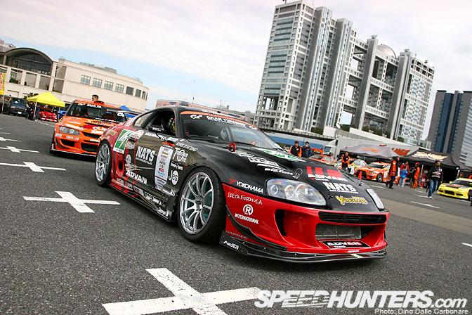 Event>> D1-gp Round 1 – Odaiba –Preview