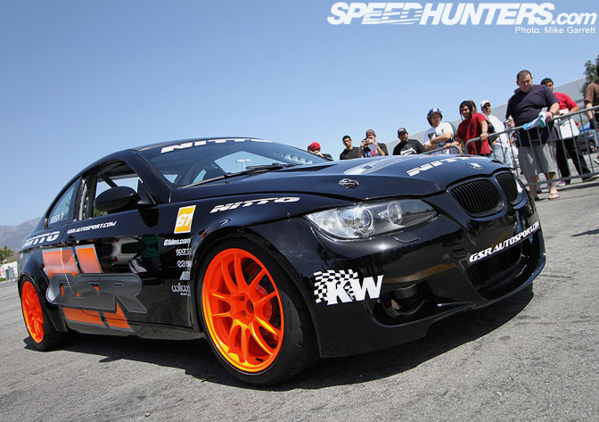 Event>>more From The Formula D TechDay