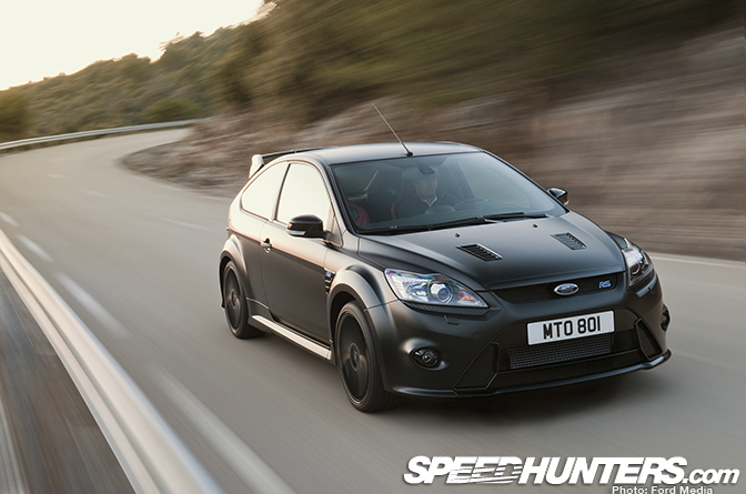 New Cars>> Ford Focus Rs500