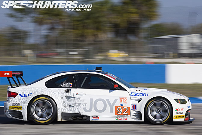 Driver Blog: Tommy Milner>> 12 Hrs Of Sebring