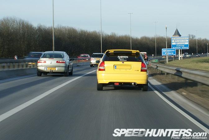 Car Sighting>> Ek TypeR