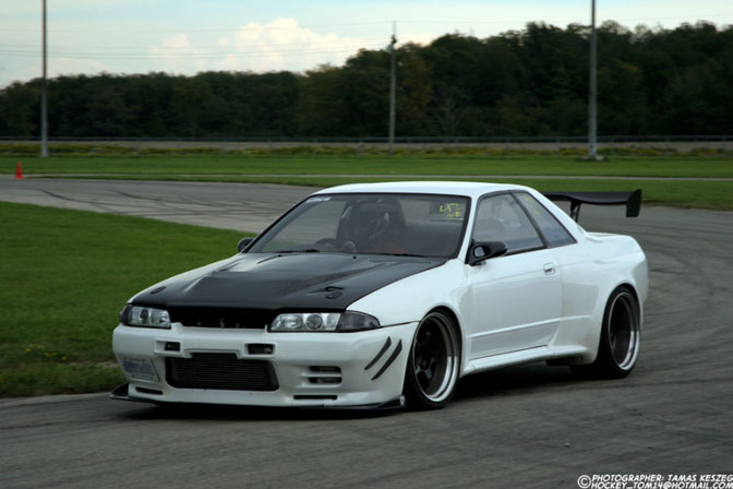 Reader's Rides>> The Nissan Skyline R32 Part 2