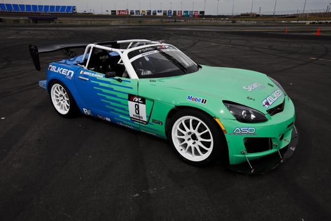 Driver Blog: Darren Mcnamara>> 2010 Falken Tire SaturnSky