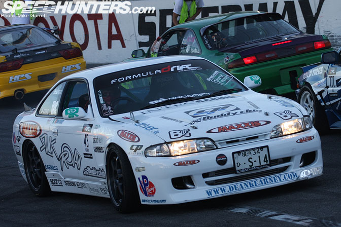News>> Kearney To Compete Fd 2010 WithIntec