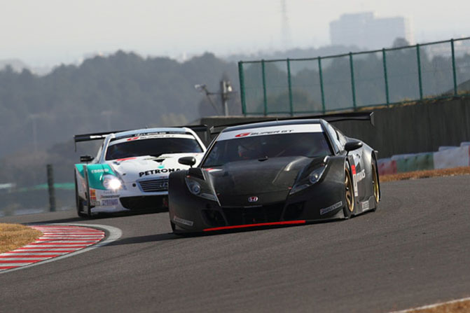 Head Into The Eighteenth Year Of This Championship Is, Of Course, Hondau0027s  New Challenger, The HSV 010 (seen Here In The First Test Session At Suzuka  In ...