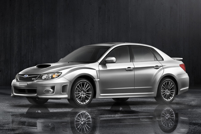 New Cars>>the 2011 Subaru Wrx