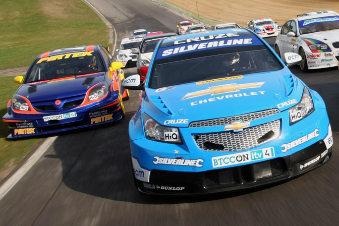 Preview>>2010 British Touring Car Championship