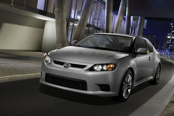 New Cars>>the 2011 Scion Tc & Iq