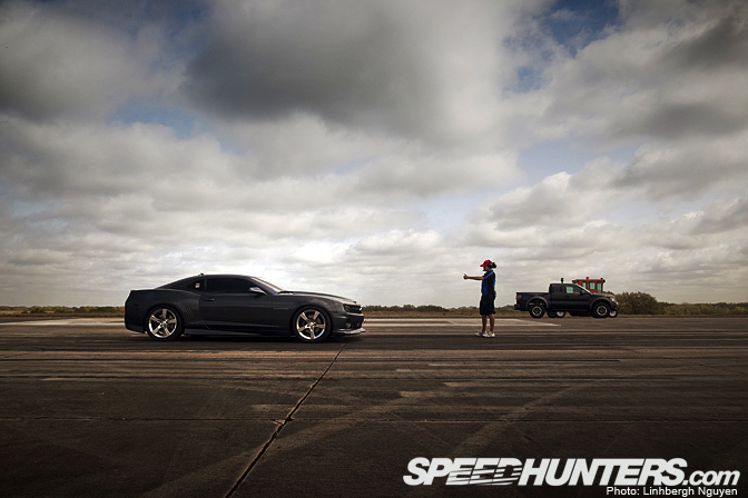 Event>> The Texas Mile Part1