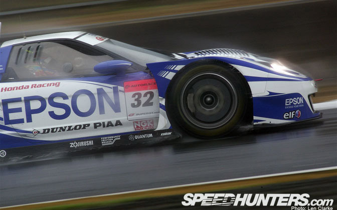 Desktops>> A Super Gt Nsx Photo Set