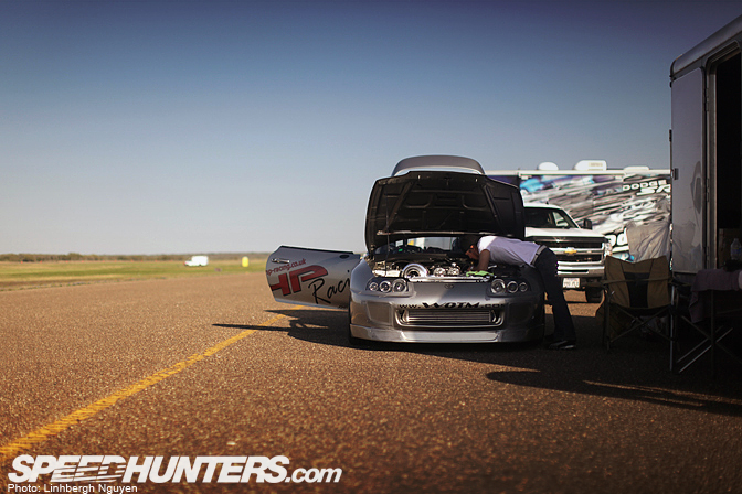 Event>> The Texas Mile Part 2