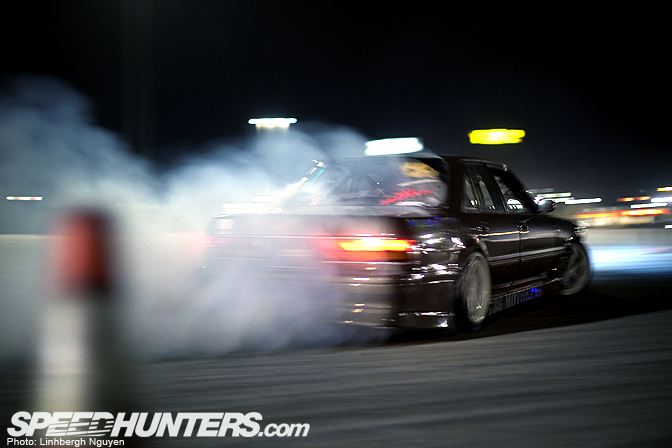 Event>> Import Reactor: Drift Part 2