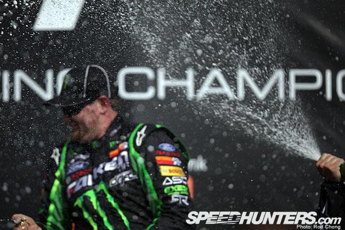 Drivers Blog>>vaughn Gittin Jr: What AWeek!