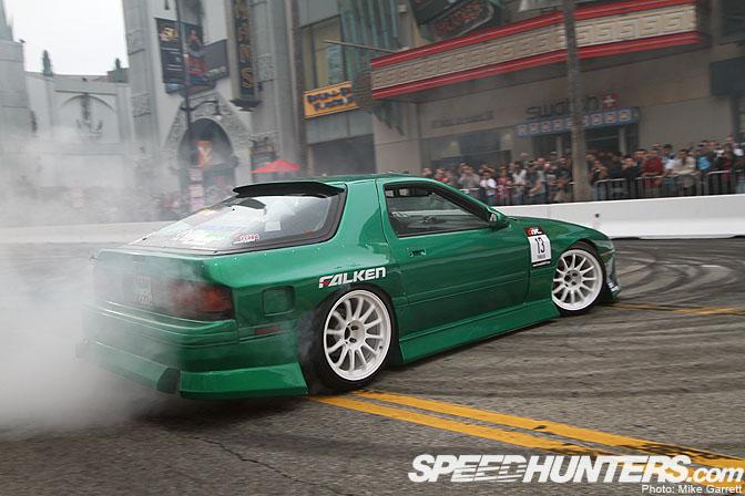 Event>>formula Drift GoesHollywood
