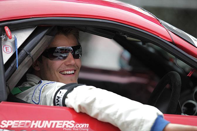 Driver Blog: Fredric Aasbo>> Formula D LongBeach